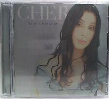 CHER - Beleive cd