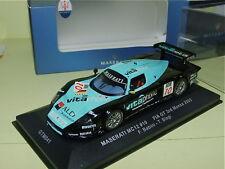 MASERARTI MC12 N°10 FIA GT Monza 2005 IXO GTM041