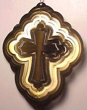 "Cross USA MADE - Brass Color  7"" Metal Wind Spinner BRASS - 8"