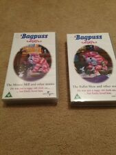 Two Bagpuss Videos - The Mill House and Other Stories and The Ballet Shoes