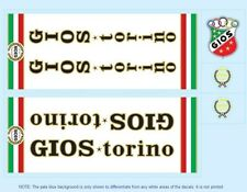 Gios Bicycle Decals-Transfers-Stickers #2