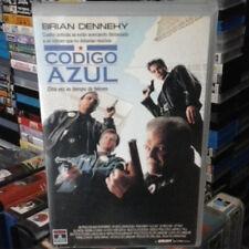 CODIGO AZUL (John Mackenzie) VHS . Brian Dennehy Joe Pantoliano Jeff Fahey