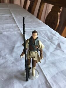 Star Wars Princess Leia Boushh with Weapon Vintage 1983 Hong Kong