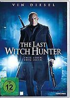 The Last Witch Hunter von Breck Eisner | DVD | Zustand sehr gut