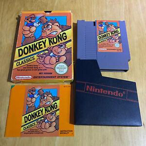 Nintendo NES Boxed - Donkey Kong Classics