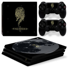 Final Fantasy XV For playstation PS4 PRO Console Stickers & 2 Controllers Skin