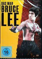 Das war Bruce Lee     - DVD NEU