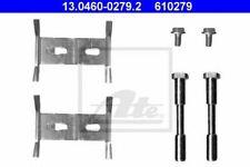 Kit d'accessoires, plaquette de frein PORSCHE CAYENNE (955), VW TOUAREG (7LA, 7L