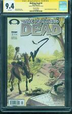 Walking Dead 2 CGC SS 9.4 Robert Kirkman Peru Variant 1 TV Show no 8 AMC