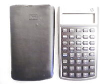 HP 10bII Financial Calculator w/ Protective Sleeve, Working, Excellent Condition