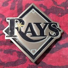 TAMPA BAY DEVIL RAYS BELT BUCKLE MLB BUCKLES NEW BASEBALL