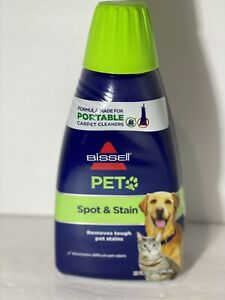 Bissel Pet Spot & Stain Remover Carpet Cleaner