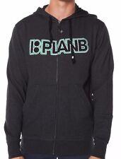 Men's Plan B Skate Zip Hoodie / Hooded Jacket, Size XL. NWT, RRP $99.99.