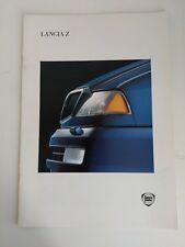 DEPLIANT LANCIA Z III/1995 16 PAGINE ITALIANO