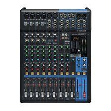 Yamaha Mg12xu Mixer 12 Canali USB con Alimentazione Phantom ed effetti