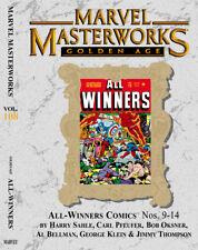 MMW Golden Age All Winners HC 03 Var Ed 108 Hardcover – 26 Nov 2008