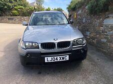 2004 BMW X3 SPORT 2.5 AUTOMATIC