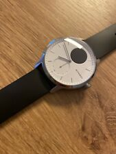 Withings Scanwatch 42 mm weiß mit Milanese Armband Garantie