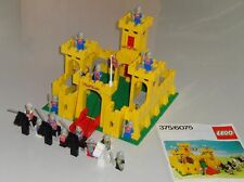 Lego Vintage Castle 375/6075 from 1978 with instructions