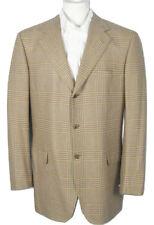 NEW! Brioni Heavy Pure Cashmere Sportcoat (Jacket)!  44 L e 54 L  *Nomentano*