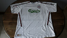 Maillot vintage FOOTBALL MICHAEL OWEN LIVERPOOL FC Carlsberg TAILLE/SIZE XXL
