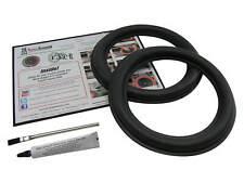 """JL Audio 10"""" Foam Speaker Repair Kit, 10W6v2-D4, FSK-10JLv2 (PAIR)"""