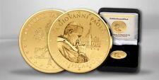 Gold Medaillen aus Vatikan
