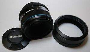 Phase One IQ XF Camera Schneider Kreuznach 80mm f/2.8 LS AF Blue Ring Lens