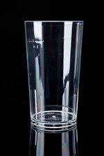 90 Mehrwegtrinkbecher Plastikbecher  Bierbecher 0,4 Liter SAN