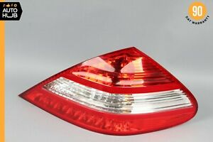 07-12 Mercedes R230 SL550 SL600 Right Side Tail Light Tail Lamp Assembly OEM