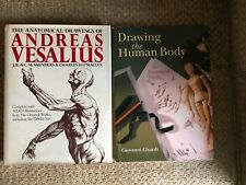 2 BOOKS! Drawing the Human Body: An Anatomical Guide by Giovanni Civardi