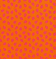 RJR Patchwork Fabrics Fairy Tales by Kids Quilts 2820 Orange ~ per long 1/4