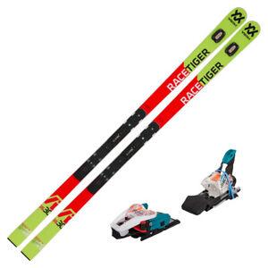 2019 Volkl Racetiger GS R WC 30 Skis w/ Marker Race Xcell 12 Bindings |  | 11887