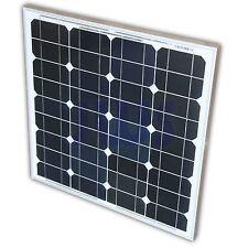 Solarmodul Solarpanel 50Watt 12 V 12Volt 50 W Solarzelle Wohnmobil Wohnwagen