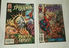 the spectacular spider-man # 245 , 246