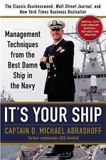 It's Your Ship: Management Techniques from the Best Damn Ship in the N-ExLibrary