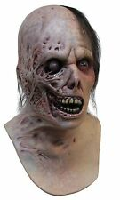 Halloween LifeSize Costume BURNT SCARED HORROR LATEX DELUXE MASK Haunted House