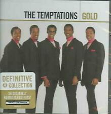 The Temptations (Soul) - Gold New Cd
