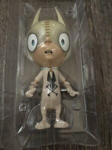 Greg Craola Simkins Ralf Im Scared GID Brand New 3D Retro Exclusive Very Rare!!