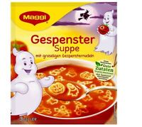 12 x MAGGI GESPENSTER SUPPE GHOST SOUP - TOMATO SOUP - ORIGINAL FROM GERMANY