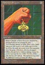 MTG Magic - Ice Age -  Amulet of Quoz -  Rare VO