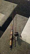 Daiwa Bonanza fishing rod Mod. 310. Daiwa 7290D reel. Combo. BEAUTIFUL CONDITION
