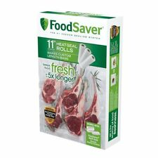3 Rolls Vacuum Sealer Bags for Food Saver FDA Approved