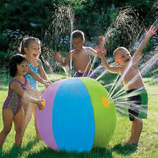 Spray Water Ball Children Summer Outdoor Swimming Beach Pool Inflatable Play