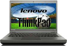 Ufficio Notebook Lenovo T440P CORE I5 2, 60 GHZ 4GB 500 GB 14 pollici WEB CAM