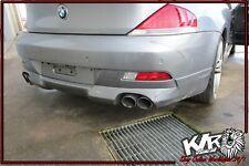 Rear Bumper Bar & AC Schnitzer Lip - BMW E63 Manual V8 645Ci Genuine Parts - KLR