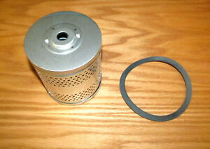 1955-1961 CHEVY 235 6 CYLINDER OIL FILTER ELEMENT ** USA MADE **