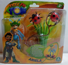 TREE FU TOM DELUXE ARIELA WITH LADYBIRDS ACTION FIGURE SET EUROPEAN MISP SEALED