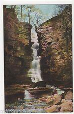 Mill Gile Force nr. Askrigg Postcard, B526
