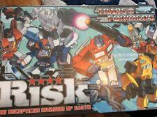 Transformers el engaño de riesgo invasión de tierra Sellado